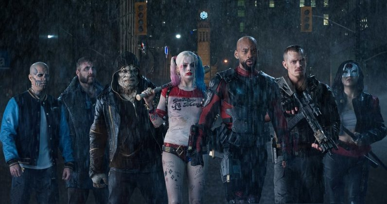 The reviews are in: Suicide Squad (apparently) sucks