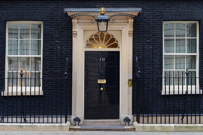 Google wants to show you inside 10 Downing Street