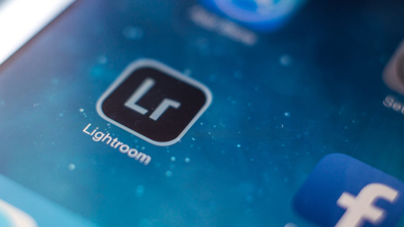 Lightroom brings RAW photography to iOS