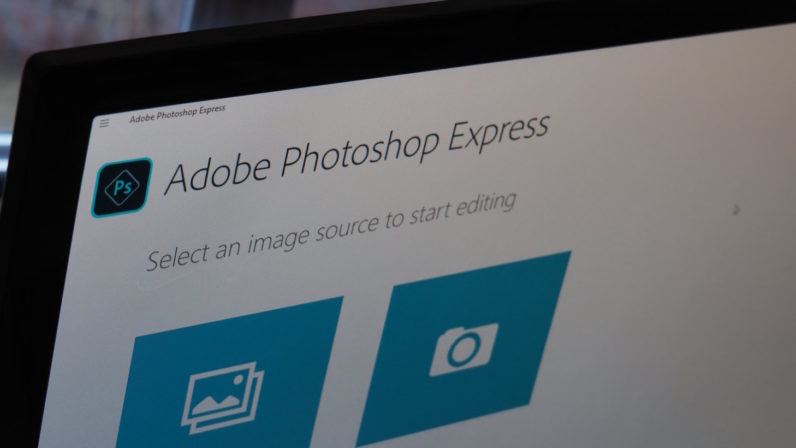 Adobe Photoshop Express gets a gorgeous makeover in its latest update