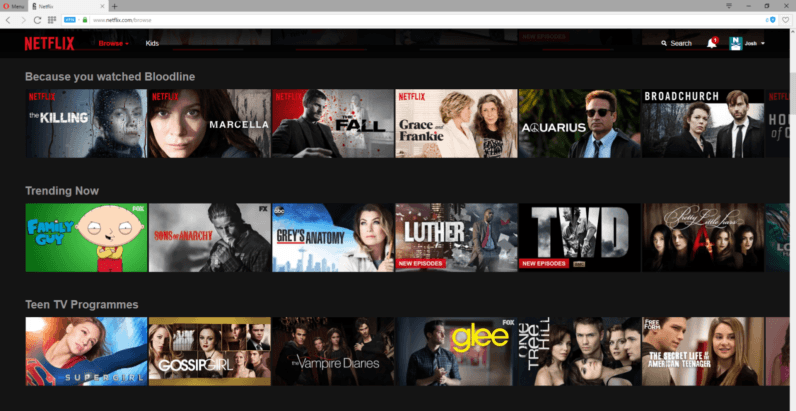 Netflix finally adds video previews — but don't call them trailers