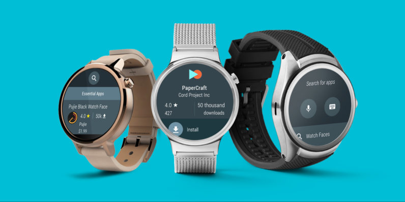 Google is jamming an app store into your Android Wear smartwatch