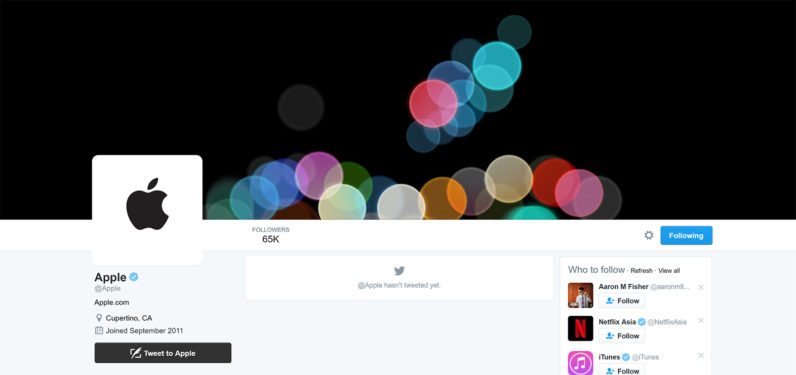 Apple is using wizardry to tweet without tweeting