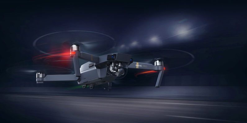 DJI takes the fight to GoPro with its palm-sized 4K drone
