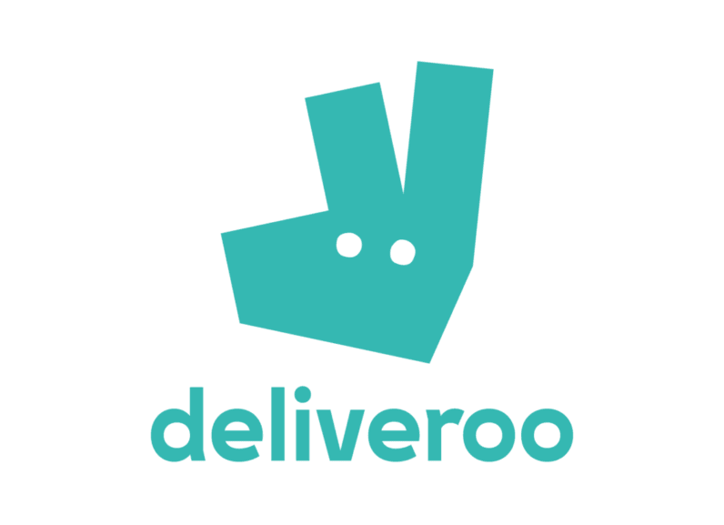 Deliveroo undergoes a colorful rebrand