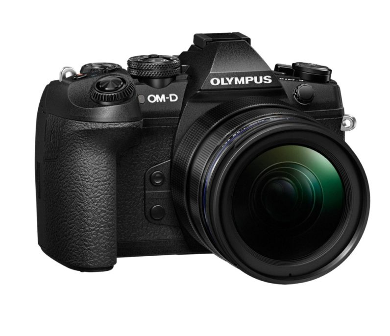 Olympus' new E-M1 Mark II takes on Canon and Nikon for pro photography