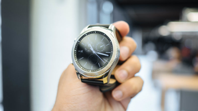 Hands-on: Samsung's Gear S3 may be large, but it's probably worth it