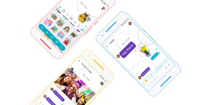 Google's AI-powered Allo messaging app is now available