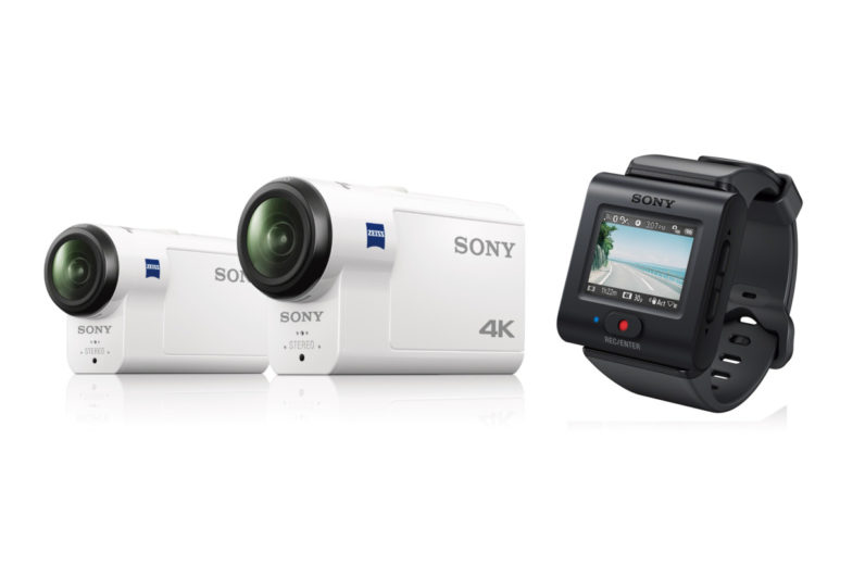 Sony is bringing its awesome stabilized 4K action cam to the US