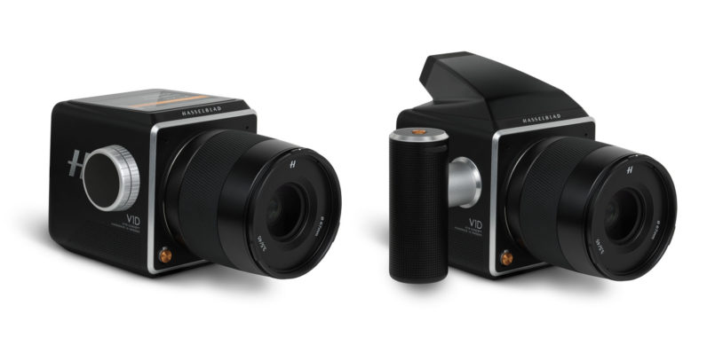 Hasselblad unveils slick and modular V1D concept camera