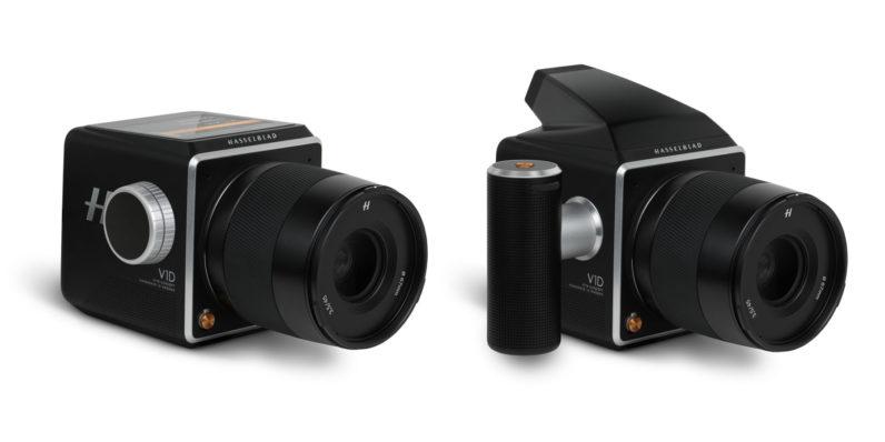 Hasselblad unveils slick and modular V1D concept camera