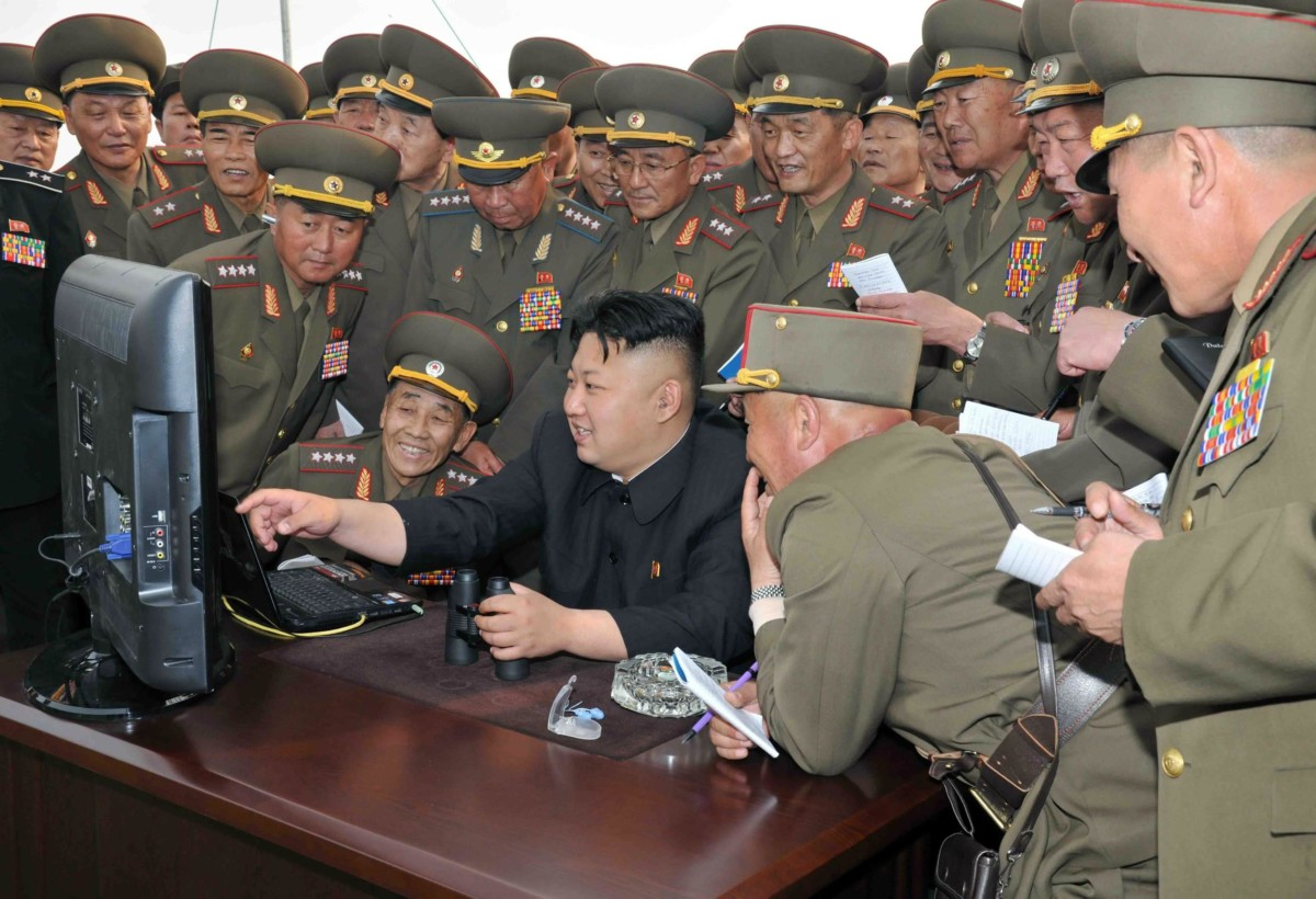 Here's how small the North Korean Internet is