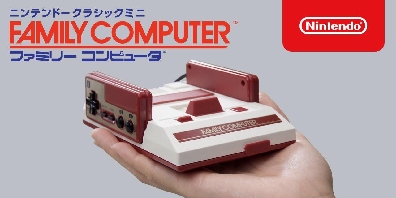 Nintendo pulls the Famicom Mini too (but there's hope)