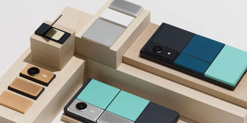Google has canceled its Project Ara plans to build modular smartphones