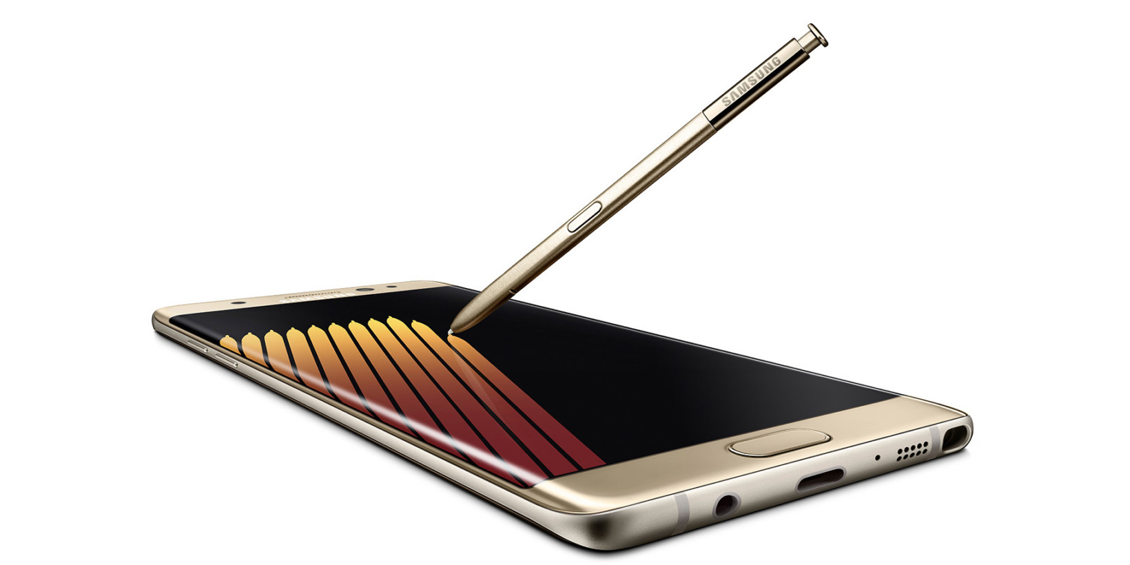 Samsung recalls Galaxy Note 7 because they're catching fire