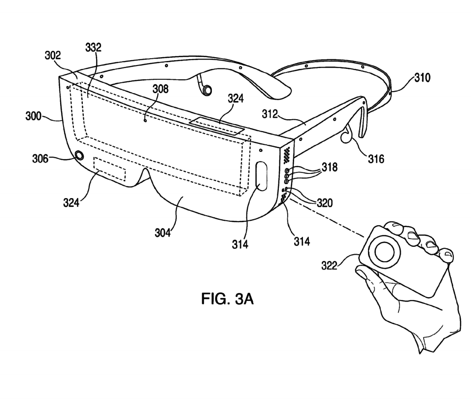 newly awarded patent teases apple u0026 39 s vr aspirations
