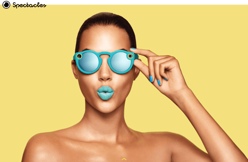 Snapchat reveals its $130 Spectacles and rebrands as Snap Inc.