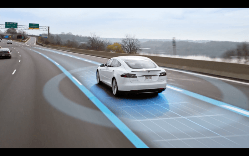 Tesla is upgrading radar vision in its cars to improve Autopilot