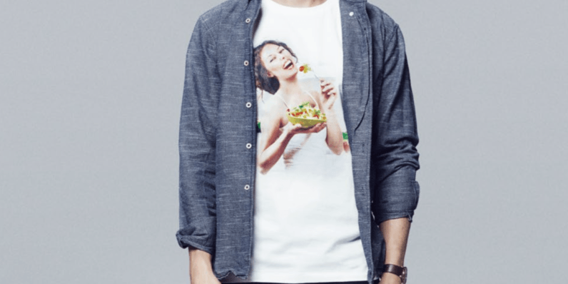 Adobe put the worst stock photos ever onto t-shirts