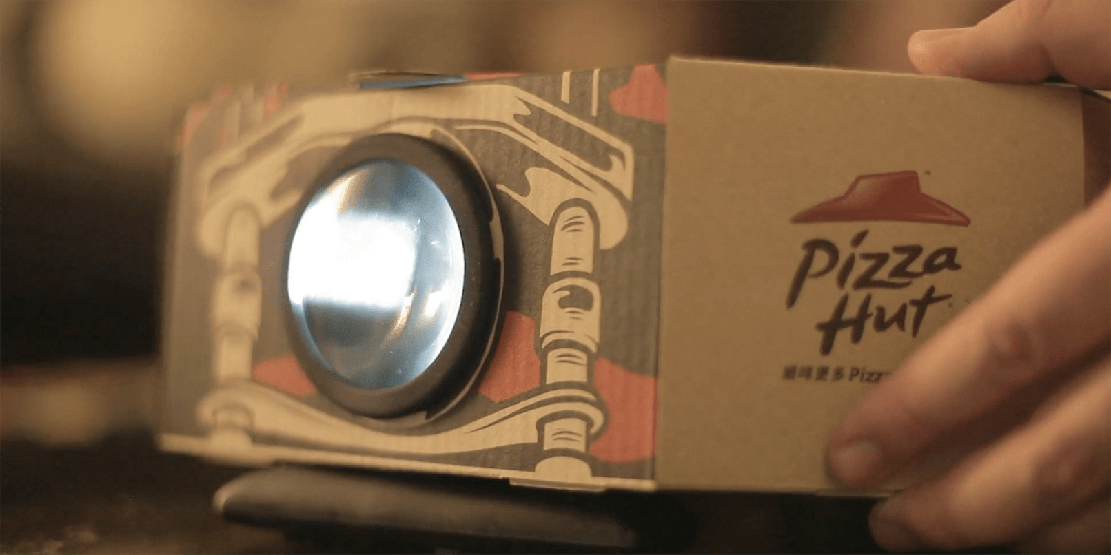 Pizza Hut's new 'Blockbuster Box' box is the perfect movie night companion