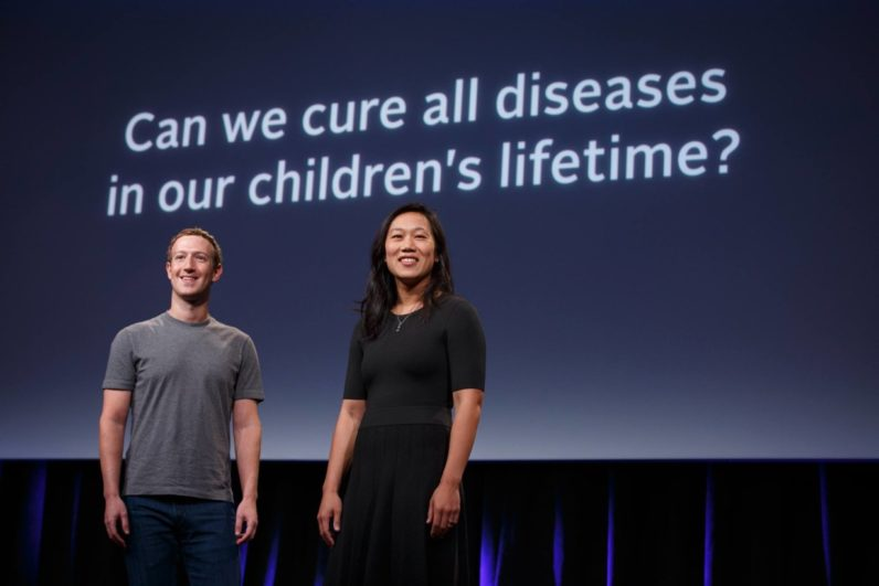 Chan Zuckerberg initiative pledges $3B to wipe out disease