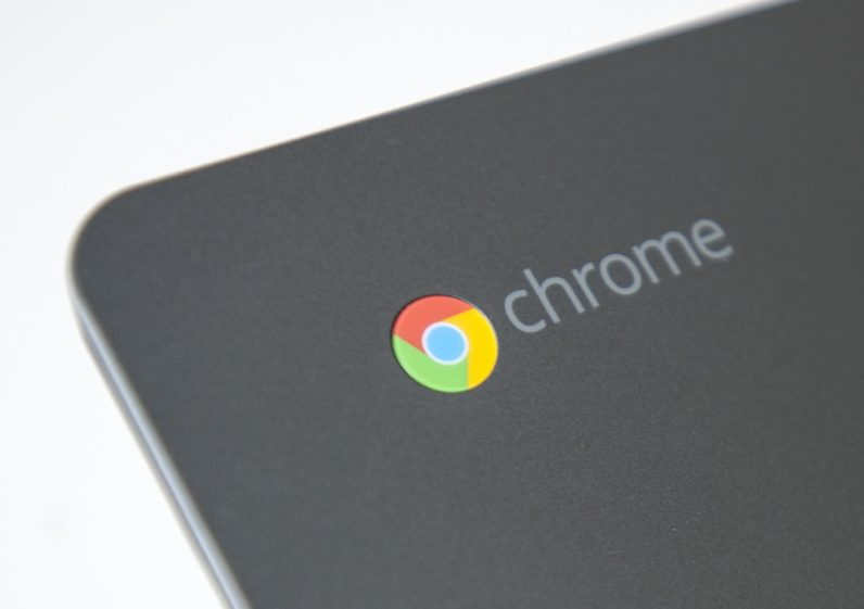 Chromebooks may soon allow you to log in using just your fingerprint