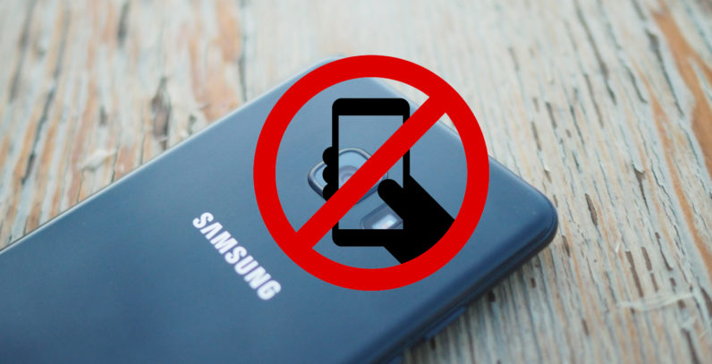 Samsung's 'safe' Note 7 replacement just caught fire on a plane