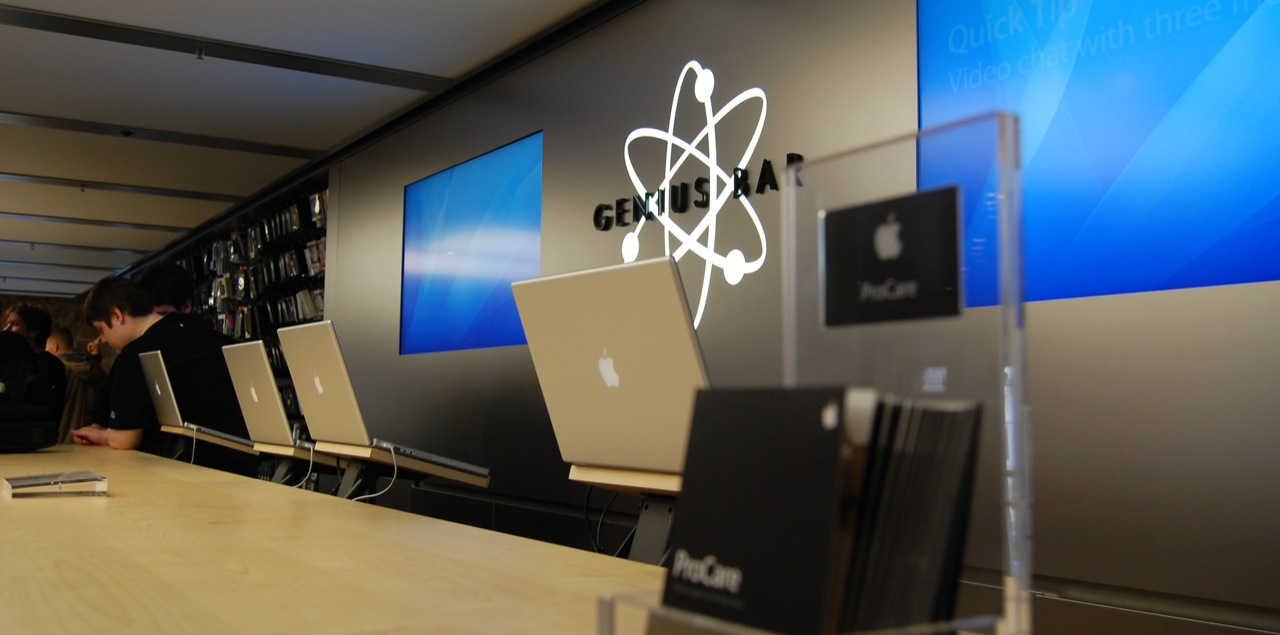 Apple's 'Genius Bar' once denied a job to one of the company's top engineers
