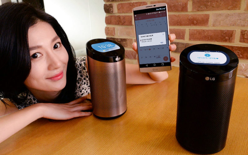 LG didn't think its smart hub was Echo-like enough so it added Alexa
