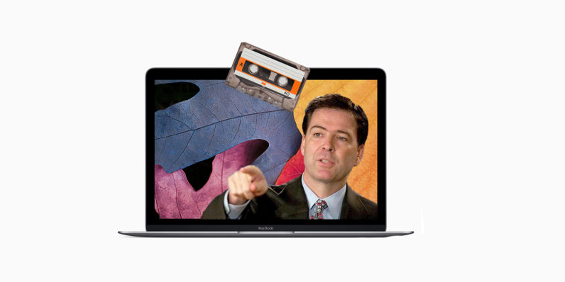 FBI director says we should all cover our webcams with tape