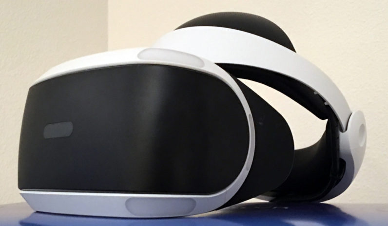 Sony PlayStation VR: First look