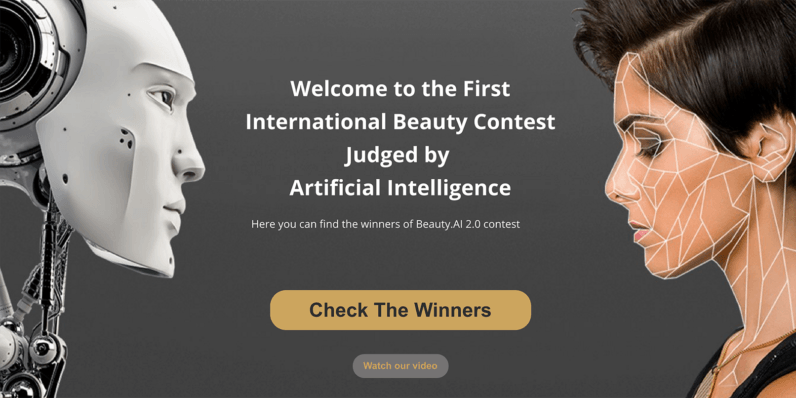 The first AI-judged beauty contest taught us one thing: Robots are racist
