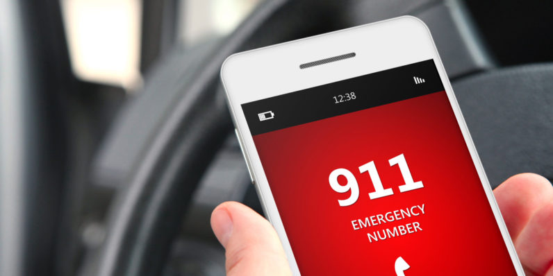 400,000 infected phones is enough to take down America's 911 system