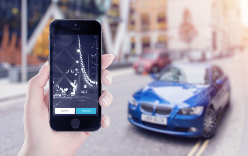 Siri can now hail you an Uber