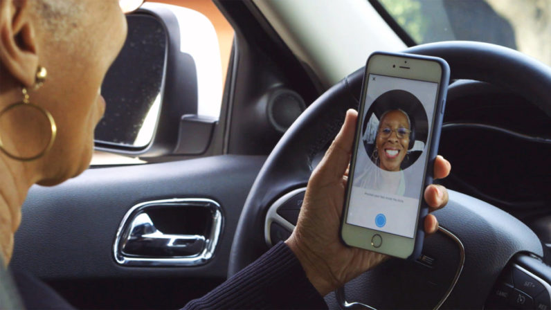 Uber's new plan for rider security involves selfies… lots of selfies