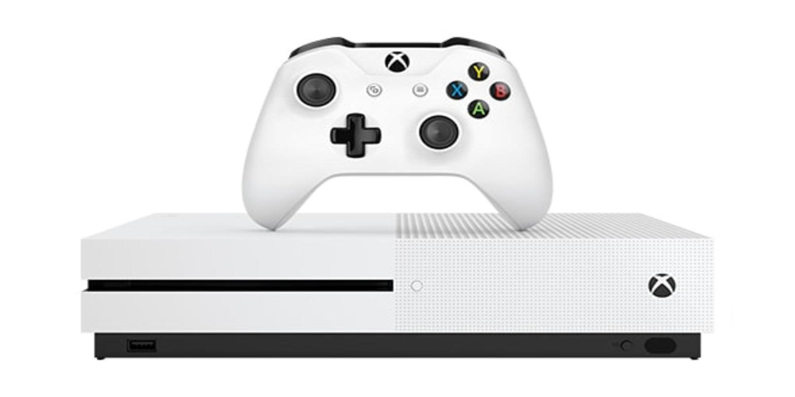 Enter now to win The Xbox One S Giveaway ($399 value)