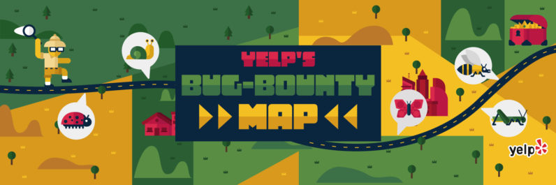 Yelp now has a bug bounty program that pays up to $15,000 per report