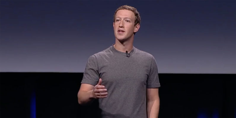 Zuckerberg outlines new transparency measures for political ads on Facebook