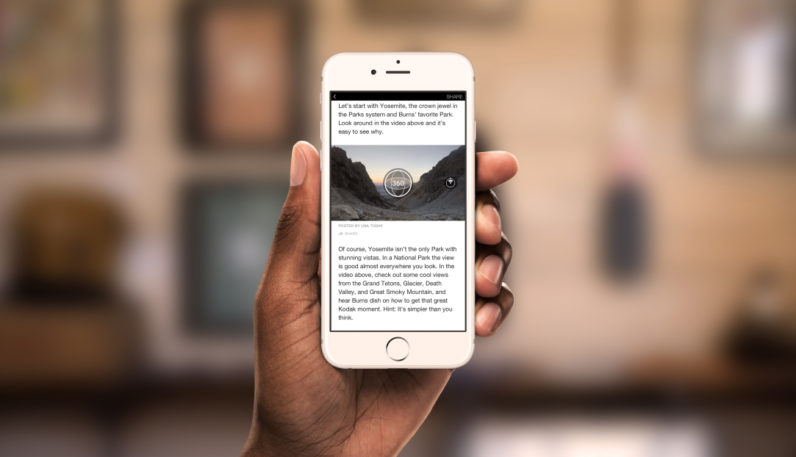 Facebook brings 360 images and video to Instant Articles