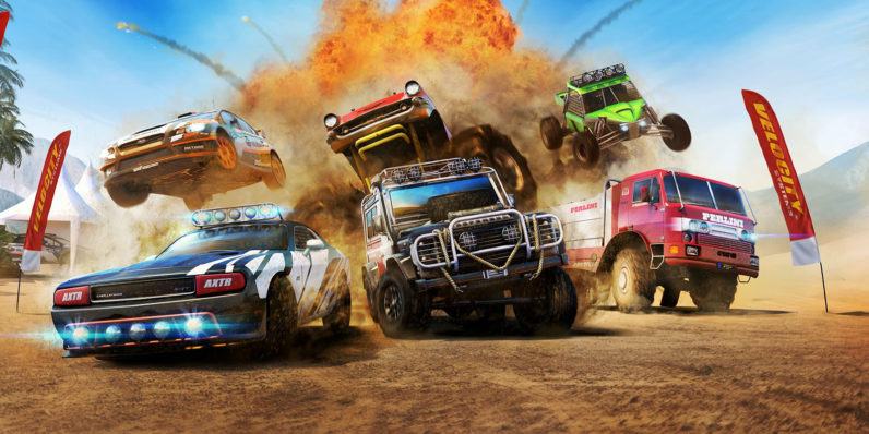 Asphalt racing game series goes off-road for its next title