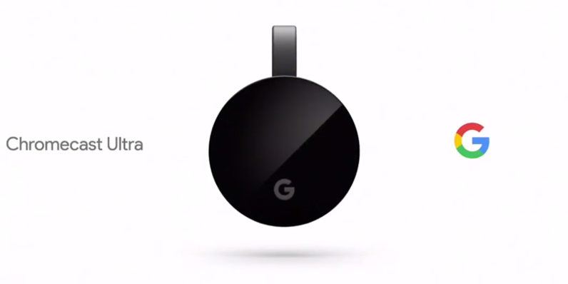 Google Chromecast Ultra brings 4K video and HDR support for $69