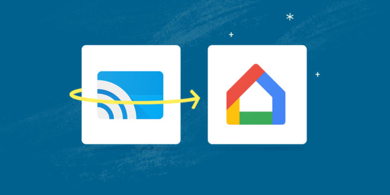 Google Cast app has a new name and logo