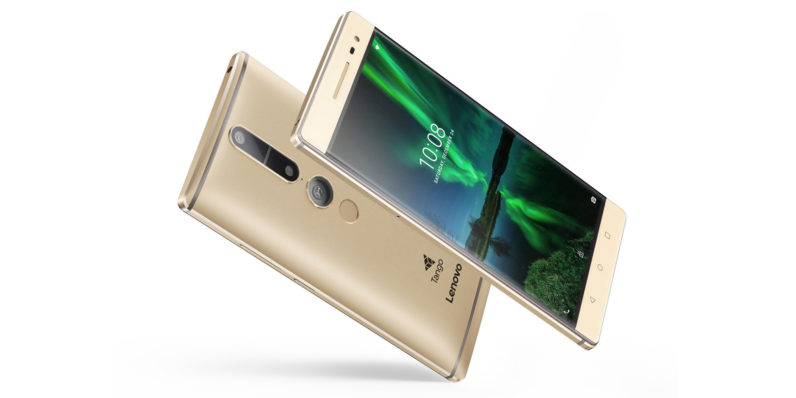Lenovo's Phab2 Pro Project Tango phone is delayed until November