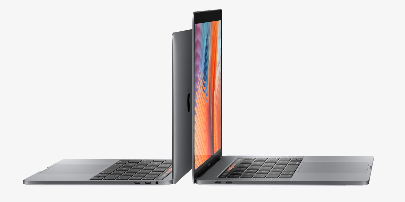 macbook pro, apple, touch bar