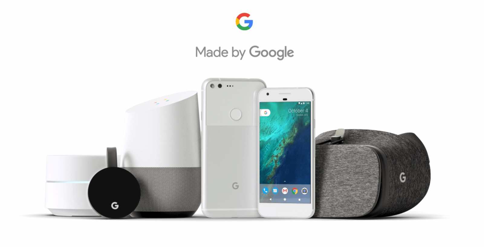 Everything Google announced at today's Pixel hardware event