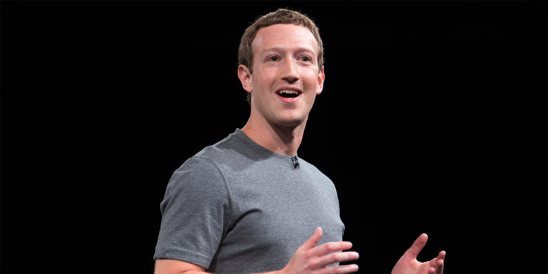Mark Zuckerberg is apparently Oculus' Head of PR too