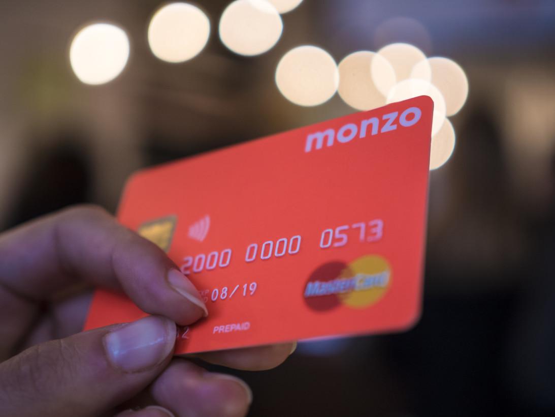monzo, bank, app-based, digital, startup