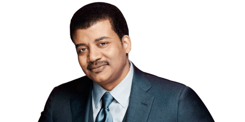 Neil DeGrasse Tyson is making a VR space exploration game