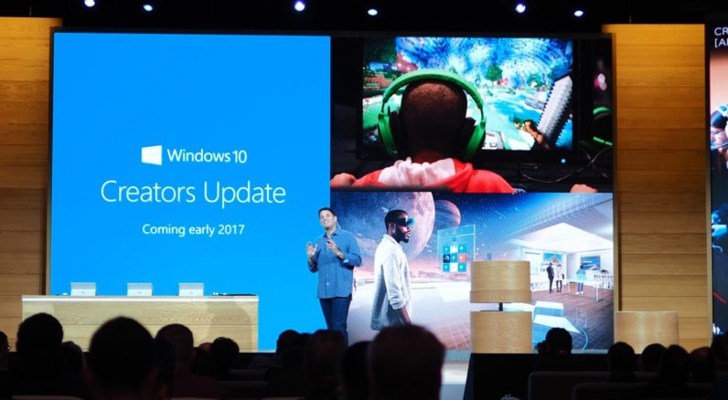 Microsoft announces huge Windows 10 'Creators Update,' coming next year