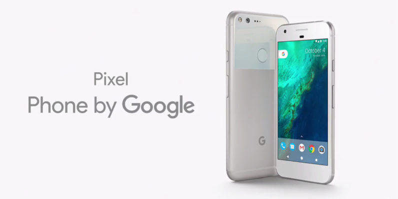 Google announces its Pixel and Pixel XL flagship smartphones